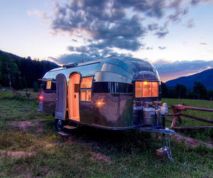 Stunning Restored 1954 Airstream Flying Cloud Travel Trailer