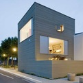Stunning Stripe House by GAAGA