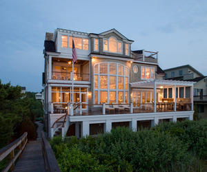 Stunning Waterfront Retreat | Bruce Palmer Interior Design