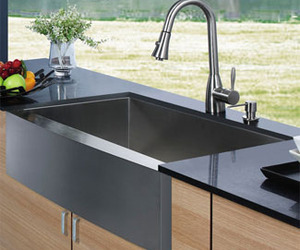 "Styleture Goes ""Country"": Our Five Favorite Farmhouse Sinks"