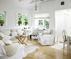 Stylish and rustic summer home near Stockholm