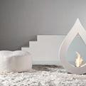 Stylish Fireplaces by Acquaefuoco