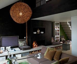 Stylish Atic Loft with Masuline Style | Jimmy Schonning