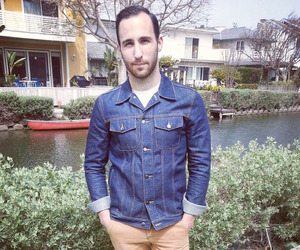 Stylish Men's Jean Jacket