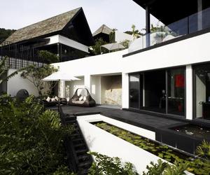 Stylish Ocean View Villa from Phuket Island, Thailand