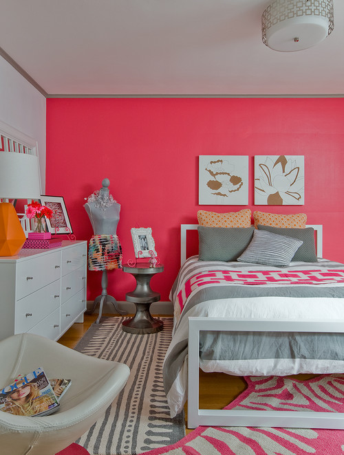 stylish teenage girls bedroom ideas
