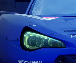 Subaru BRZ GT300 In Action