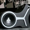 Subsonic – teenager subwoofer chair by Greg ball