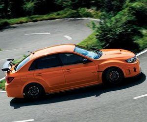 Subaru WRX STI Limited Edition Type RA