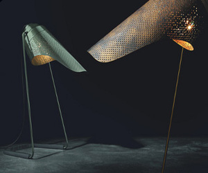 'Successful Living' lamp series from Diesel