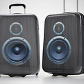 Boombox SuitSuit Luggage