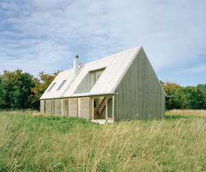 Summer House on Fårö Island, Sweden