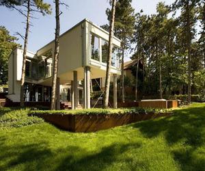 Summer House on Pillars by Munkacsopor