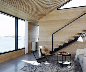 Summer House Skatoy in Norway by Filter Arkiteketer