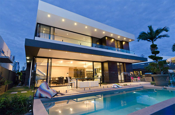 Promenade Residence Bayden Goddard Design Architects