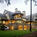 Wolfeboro Lakeside Manor Residence by TMS Architects