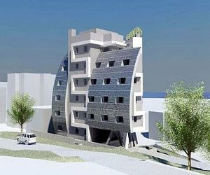 SunSail solar-powered residential scheme in Israel