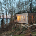 Sunset Cabin by Taylor Smyth Architects