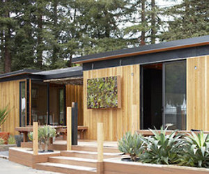 Sunset Magazine's Modern Cottage Idea House