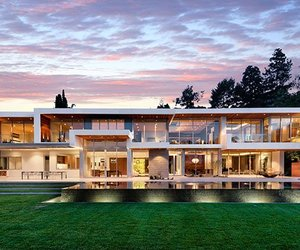 Sunset Plaza Residence by Belzberg Architects