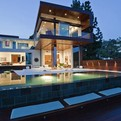 Sunset Plaza Residence in the Hollywood Hills