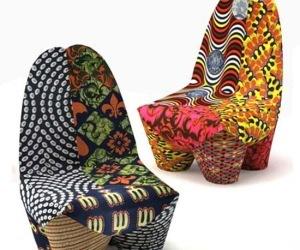 Super Casual Colourful Chair