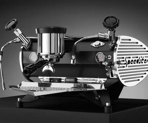 Super cool Speedster Espresso Machine