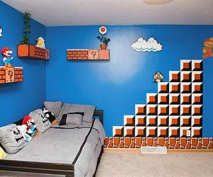 Super Mario Children's Bedroom