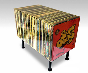 Super Oldies Side Table