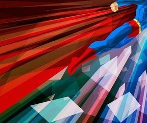 Superhero Art by Liam Brazier