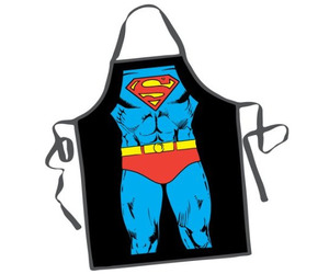 Superman Grilling Apron
