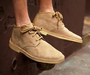 Supreme X Clarks Chukka Desert  Boot