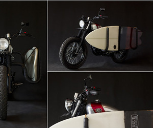 Surf Bike | by Deus Customs