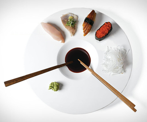 Sushi Plate | by Mint Design