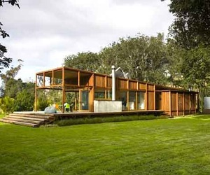 Sustainable Architecture of Great Barrier House