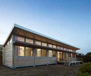 Sustainable Design of Amangansett Home