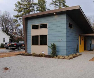 Sustainable Design of An Affordable House