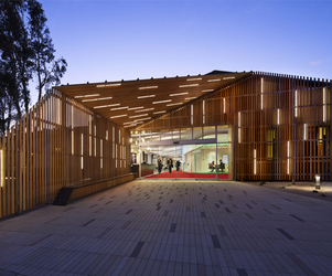 Claremont University Campus Center | LTL Architects
