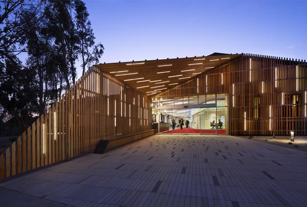 Claremont University Campus Center Ltl Architects