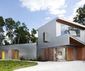 Sustainable Design of Dutchess House by Grzywinski+Pons