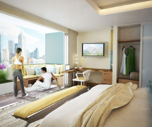 Sustainable Design of Haptik Hotel Suite by WATG