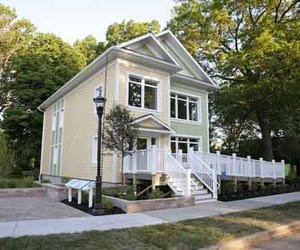 Sustainable Design of PNC SmartHome in Cleveland