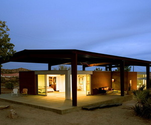 Sustainable Design of Rimrock Ranch House by Lloyd Russell