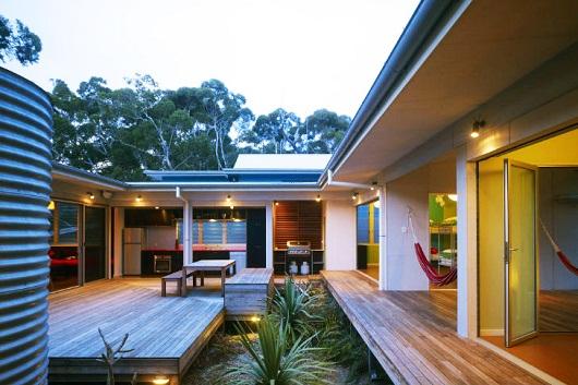 Sustainable Quot Seal Rocks House Quot Bourne Blue Architecture