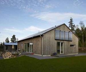 Sustainable Design of Silvervillan by Sjöberg & Thermé