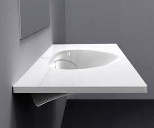 Sustainable Design of Spout Basin by Charlwood Design