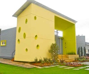 Sustainable Design of SunShower SSIP House