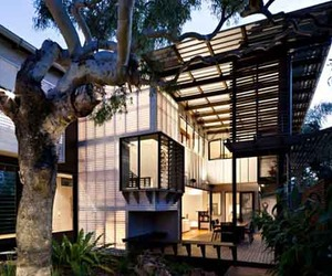 Sustainable Design of The Marcus House