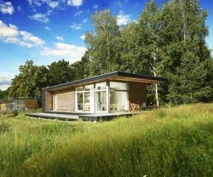 Sustainable Design of Wooden Sommerhaus Piu