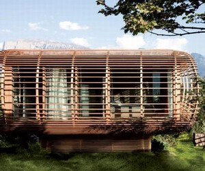 Sustainable Energy Home Design by Studio Aisslinger